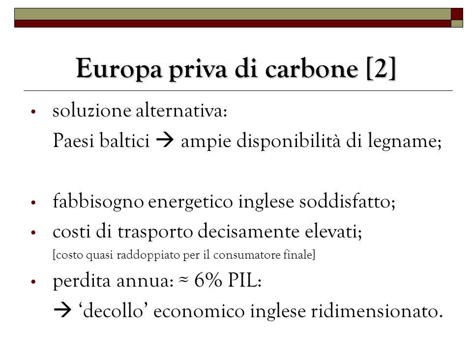 Europa priva di carbone [2]